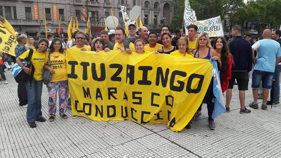 Arde la interna del PRO en Ituzaingó. Marasco acusó a Tagliaferro de traidor