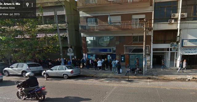 Un obrero suspendido falleció en el Anses tramitando el seguro de desempleo