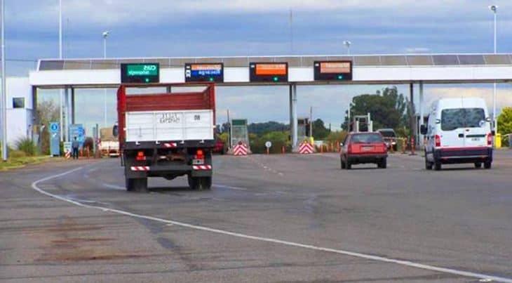 Tarifazo en los peajes de las rutas nacionales: hasta 500% de aumento