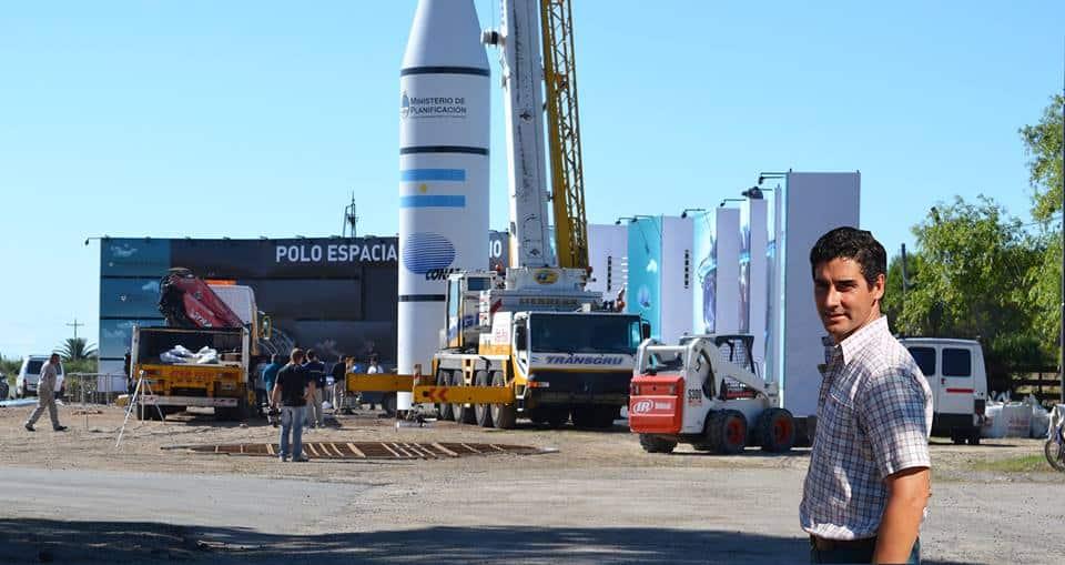 Indignación en Punta Indio por el desguace del Polo Espacial