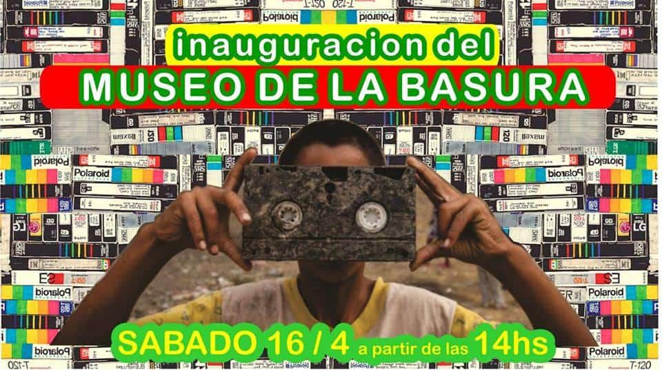 """Se inaugura en Morón el """"Museo de la Basura"""""""