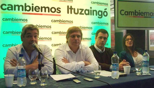 Cambiemos: El Municipio de Ituzaingó tiene una deuda de 280 millones de pesos