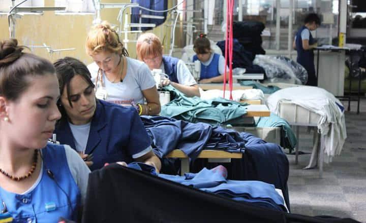 Las cooperativas textiles al borde de la quiebra por las importaciones