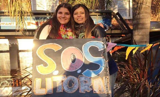 S.O.S. Litoral: se reciben donaciones por las inundaciones