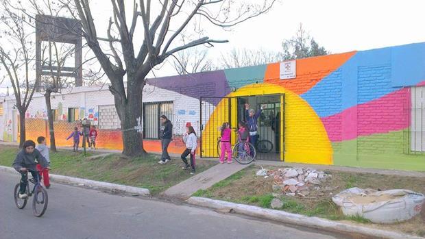 Minka, ese espacio social y cultural que brilla fuerte en Ituzaingó