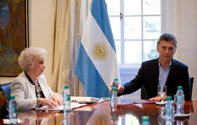 El Gobierno Nacional enfrenta a Abuelas de Plaza de Mayo y cierra el organismo que busca nietos