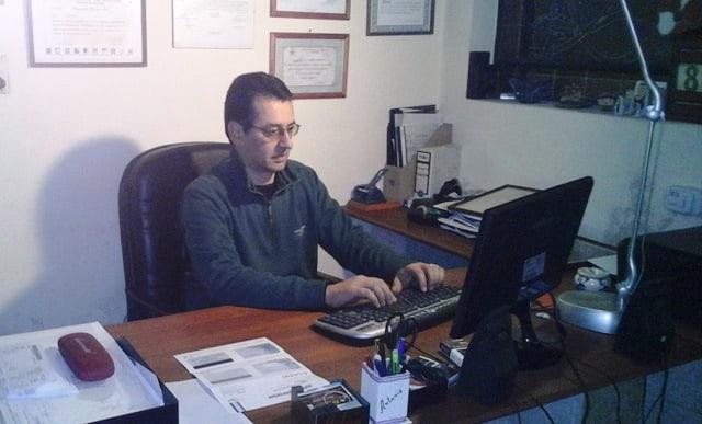 El Dr. Sanguinetti asumió la dirección del Diario La Ciudad