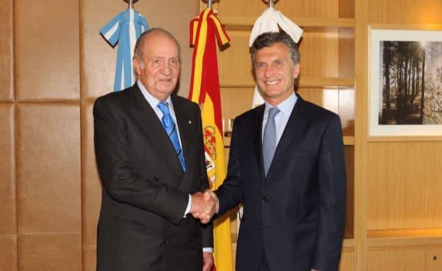 Para los 200 años de la independencia, Macri invitó al Rey de España
