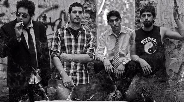 La banda RouwkerS en La Ciudad
