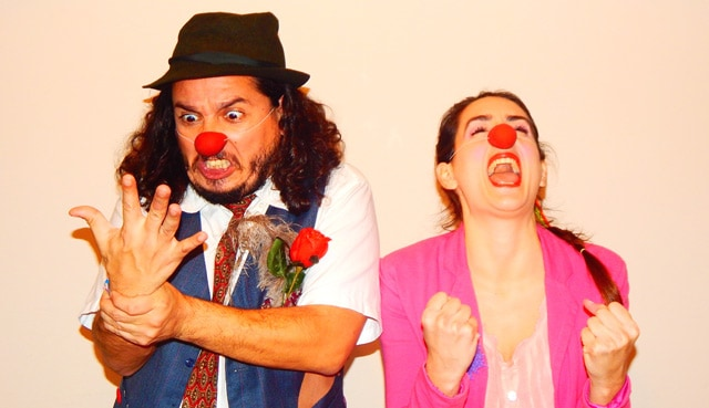 Rekete Clown presenta Dimes y Diretes