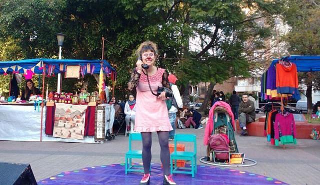 Sofía Gelpi: Una artista, cuatro espectáculos