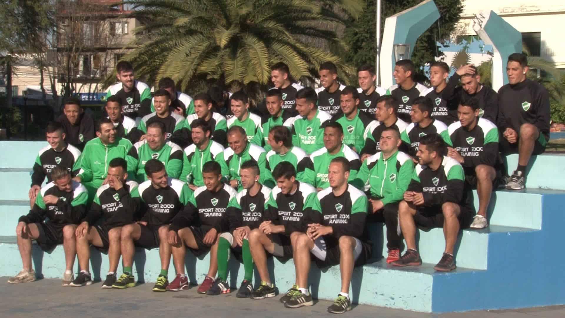 Ituzaingó presentó el equipo que ya sueña con el ascenso