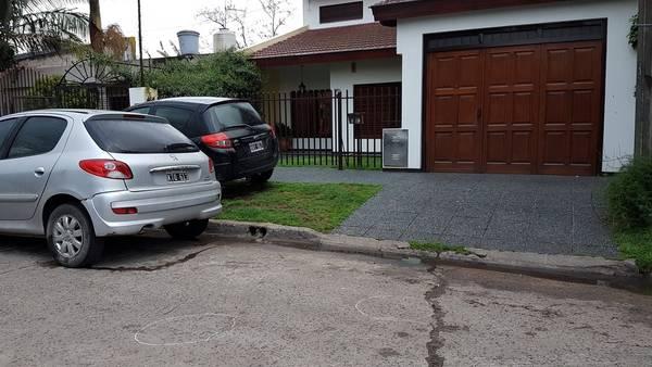 Mataron a un comerciante en Ituzaingó para robarle el auto
