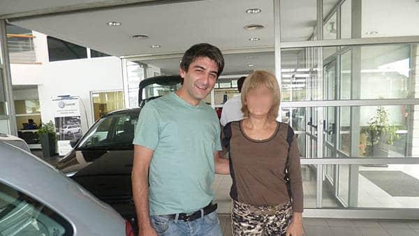 Liberaron a los detenidos por el crimen de Diego Roda