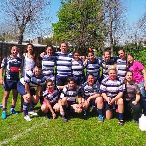 """""""Las vikingas"""", rugby y belleza."""
