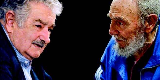 La emotiva carta del Pepe a Fidel en su partida