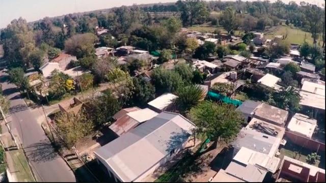 Según TECHO, En Ituzaingó hay todavía 14 asentamientos donde viven 980 familias