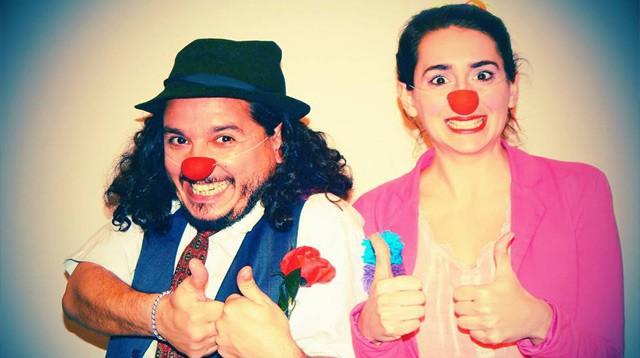 Rekete Clown en Ituzaingó