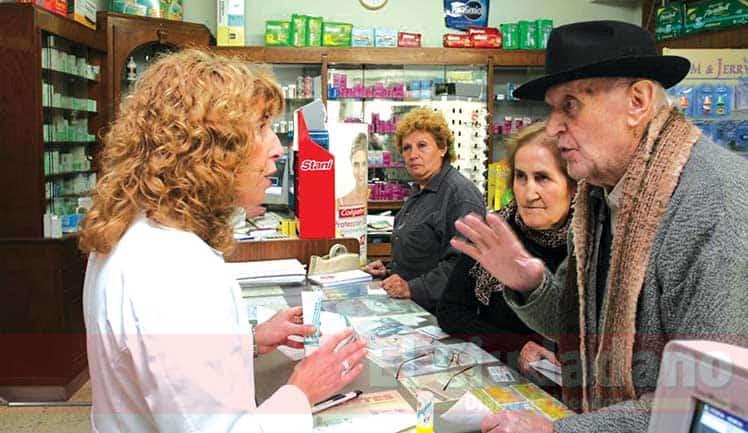 A partir de hoy las farmacias no atenderán afiliados al PAMI
