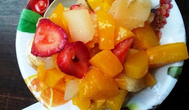 Cómo tener una alimentación sana en verano