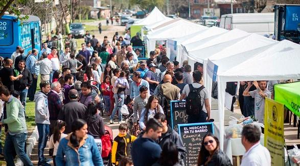 El miércoles en la plaza Barrio Nuevo habrá Carne, verduras, lácteos y frutas a precio de costo