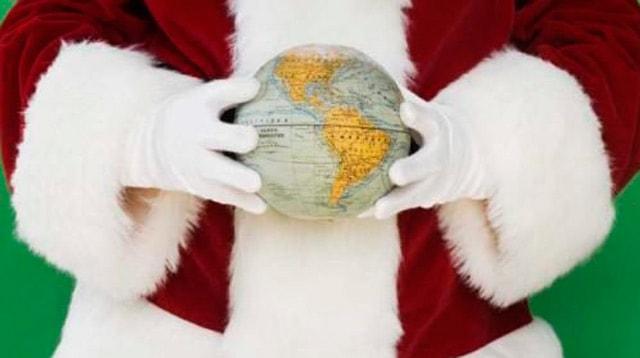 Hoy el mundo celebra la Navidad… y de maneras muy curiosas