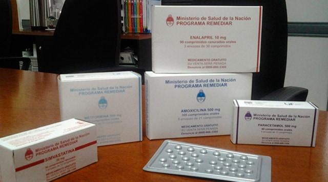 """EL gobierno cerró el programa """"Remediar"""" y derivó a las Provincias la entrega de medicamentos"""
