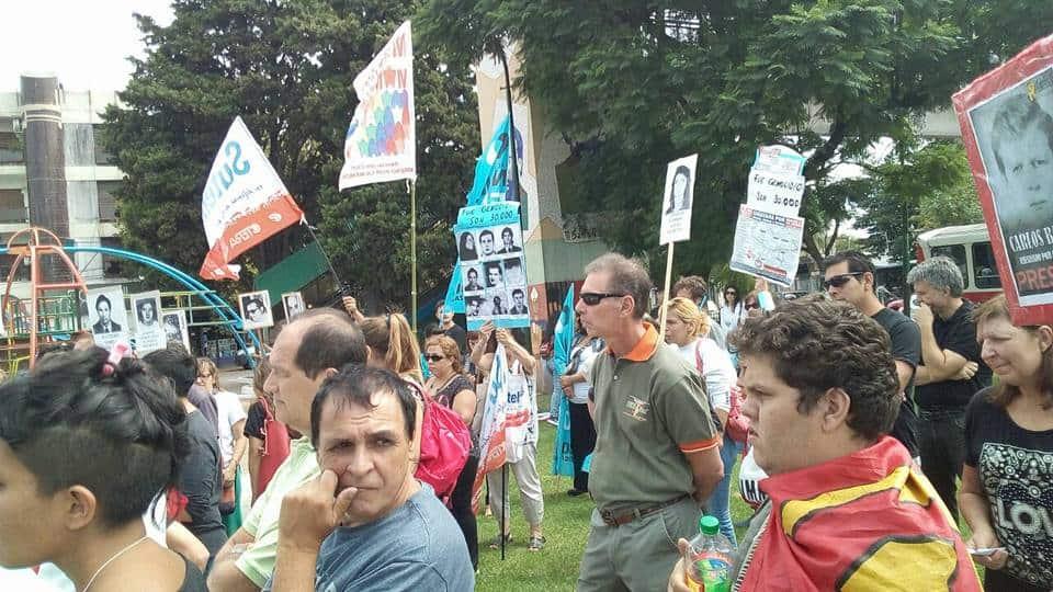 En vísperas de un nuevo aniversario del golpe, se concretó hoy la caravana por la memoria