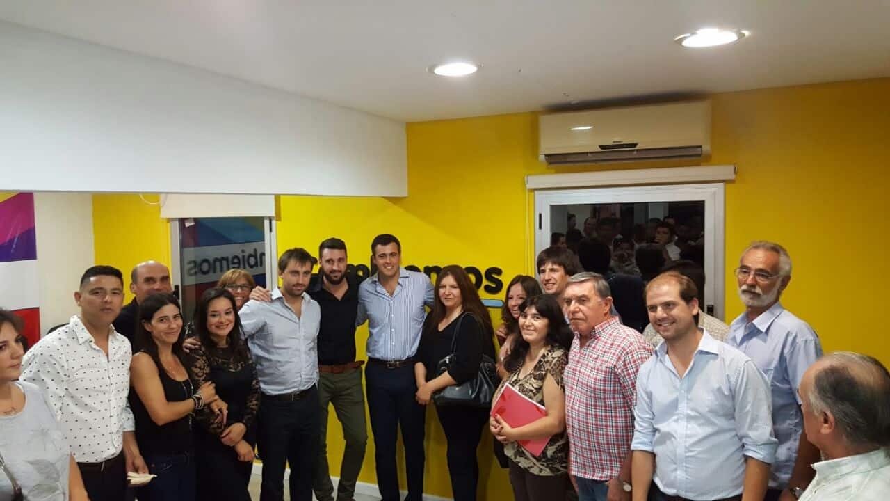 Cambiemos inauguró local en Ituzaingó y apuesta fuerte a las próximas elecciones