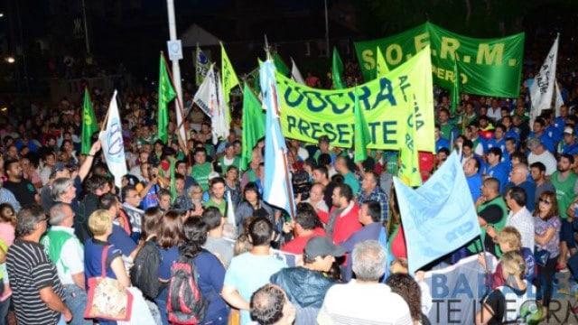 Baradero: Una ciudad que se moviliza para defender el trabajo