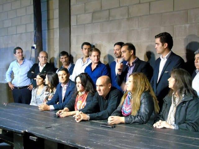 El intendente de Morón presentó a Cambiemos en Ituzaingó