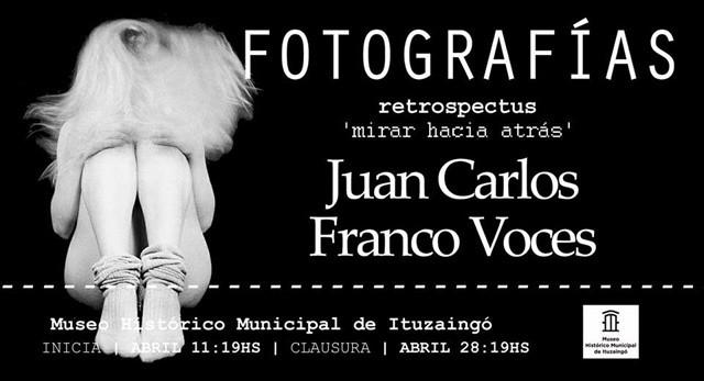 Muestra fotográfica en el Museo de Ituzaingó