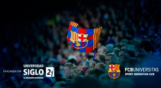 La Universidad Siglo 21 y Club Barcelona lanzan cursos online para profesionales del deporte