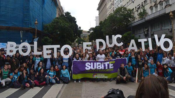 Se extiende el boleto estudiantil a más universidades del conurbano