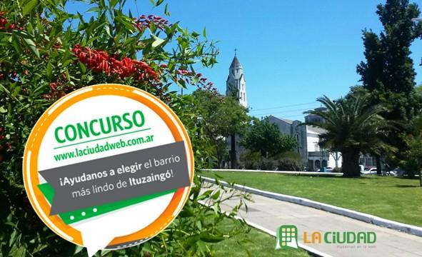 ¿Vos ya votaste por el Barrio Más Lindo de Ituzaingó?