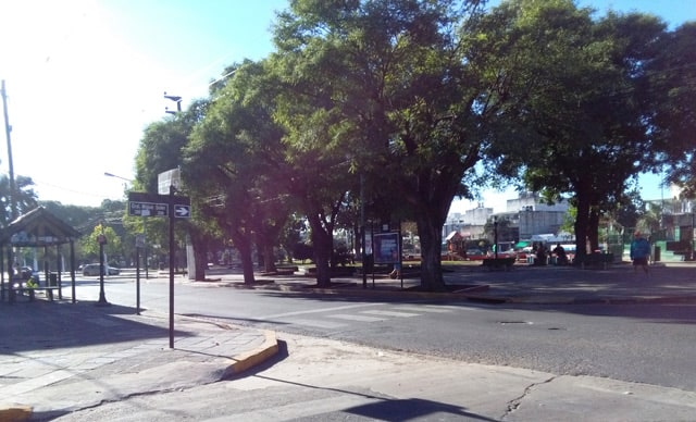 Paro general: Ituzaingó es un desierto, no hay servicios ni transporte