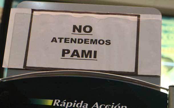 Desde hoy las clínicas de la zona Oeste, dejarán de atender por PAMI