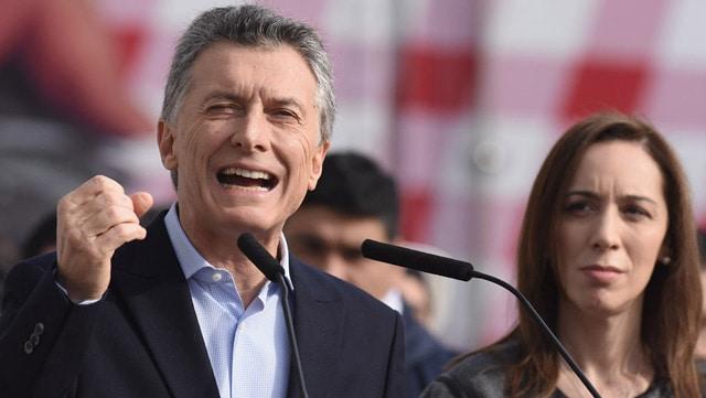Encuesta: Macri mejora su imagen y se polariza la elección