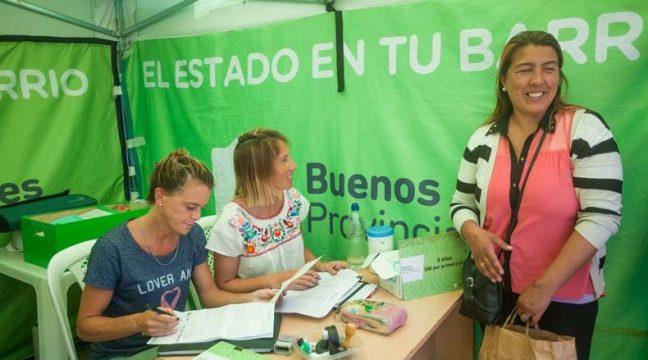 Regresa a Ituzaingó la gestión de trámites en tu comunidad con el programa Estado en tu Barrio