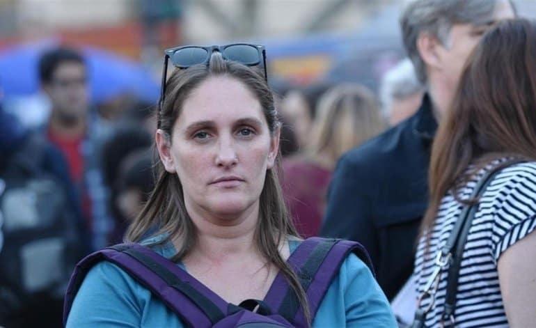 Desapareció una importante dirigente feminista y sospechan de su ex-marido
