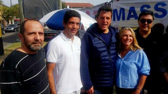 Sergio Massa visita Ituzaingó el próximo miercoles