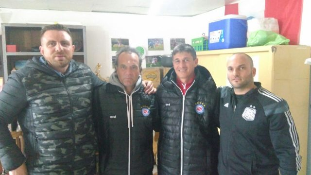 Acuerdo entre Ituzaingó y Argentinos Jrs
