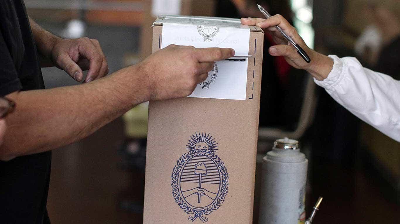 Otro examen electoral para el gobierno, hoy se vota en Chaco