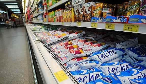 El supermercado SUGO entraría en la ley de góndolas. Diferencias en la superficie 8