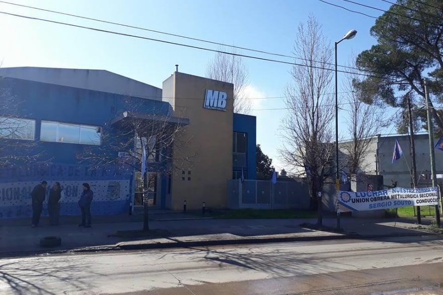 Los despidos llegaron a Ituzaingó: cerró una metalúrgica y echó a todos sus operarios