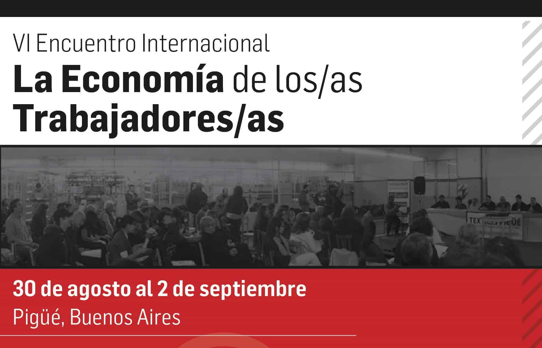 """Comienza hoy en el Bauen el encuentro """"la economía de los trabajadores"""" que reúne a cooperativas y fábricas recuperadas"""