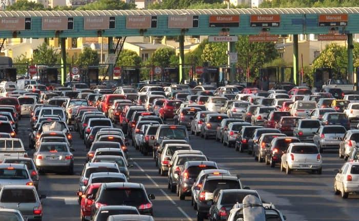 Bajan los peajes de la autopista 25 de Mayo por fallo judicial