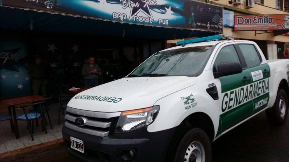 """El Ministerio de Seguridad afirmó que Gendarmería lavó las camionetas """" por reglamento"""""""