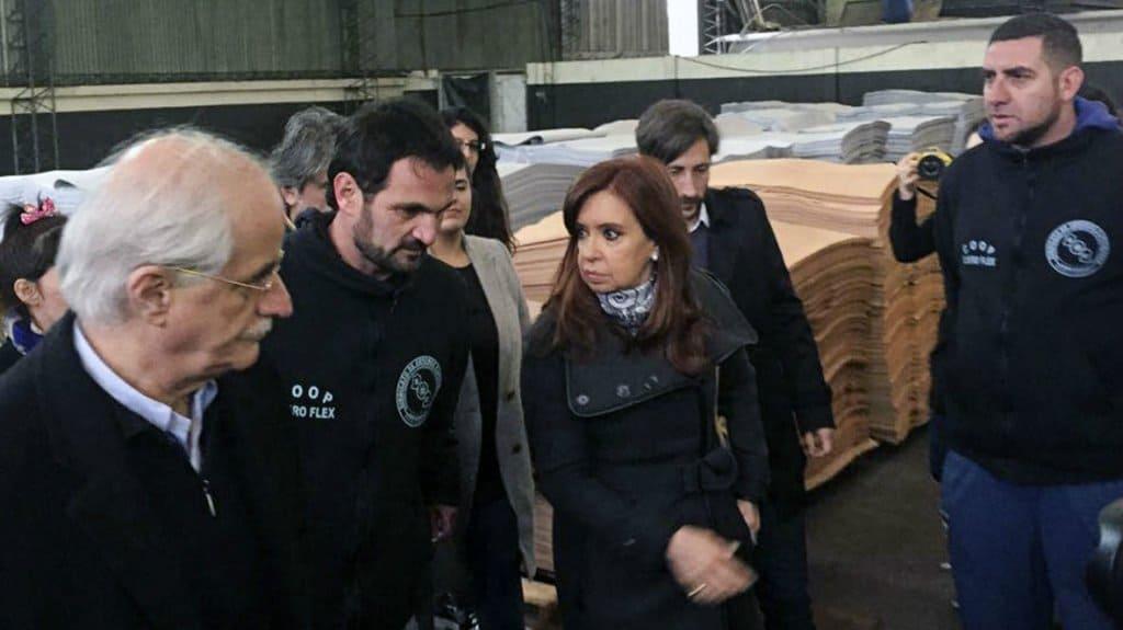 Cristina llega hoy a Ituzaingó para visitar una empresa Pyme