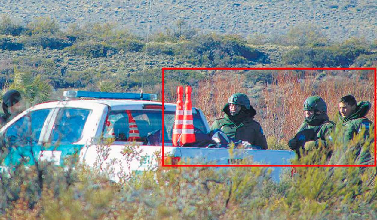 Un gendarme aseguró que tenían a Santiago Maldonado en una camioneta